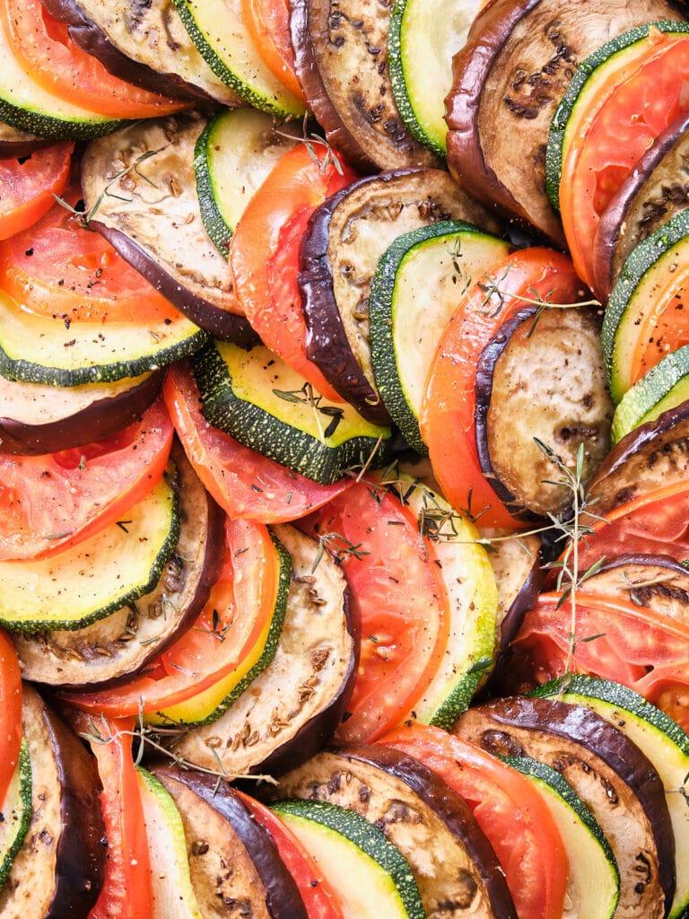 Tian de légumes : Recette locale et de saison