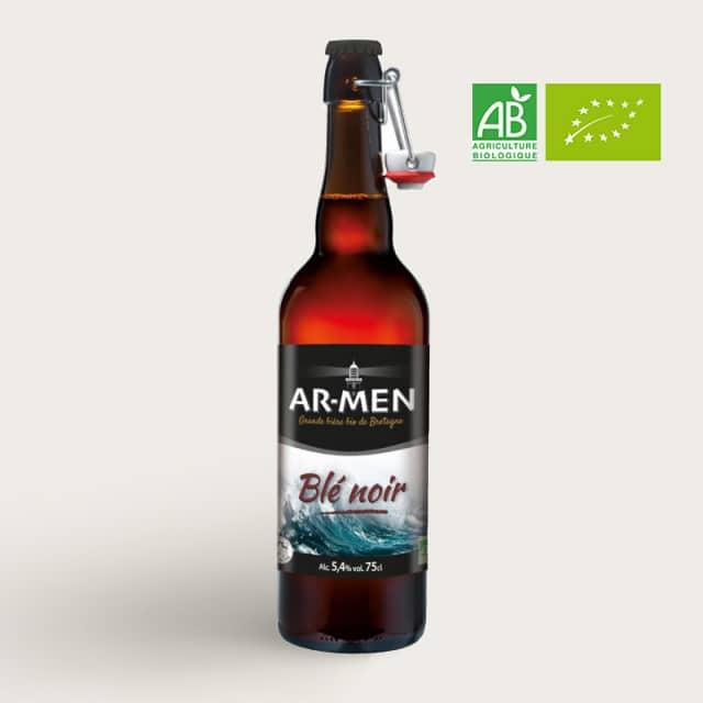 Bière Ar Menn au blé noir