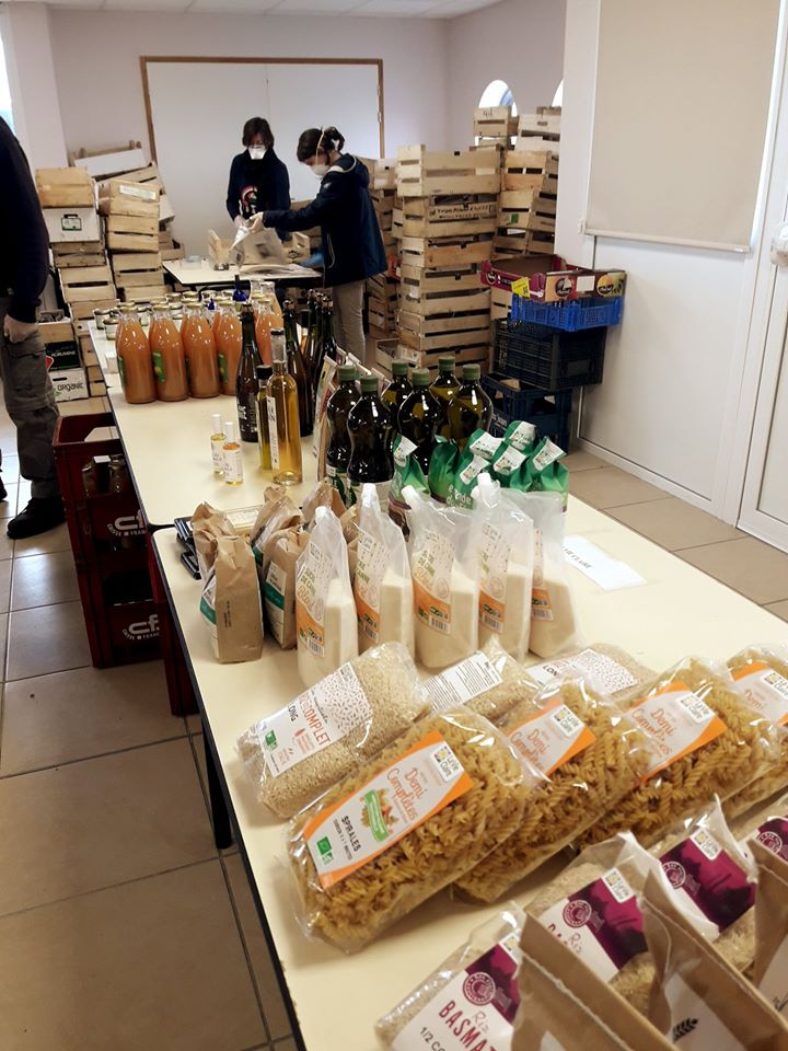 A Vos Papilles, l'association qui distribue des produits locaux en Cap Sizun et Pays Bigouden !