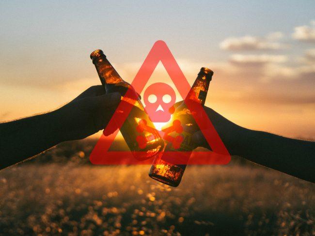 Du Glyphosate sous pression : Vous reprendrez bien une p'tite bière ?