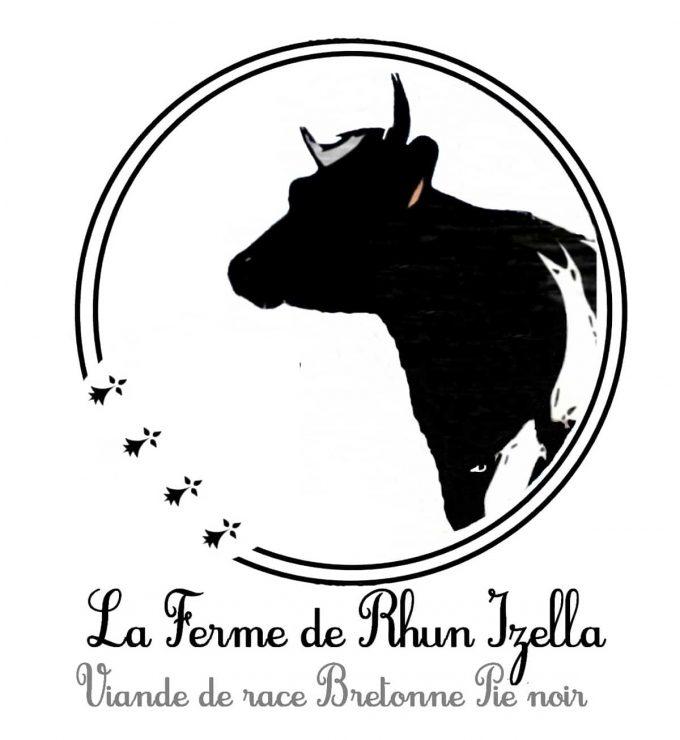 Ferme de Rhun Izella - logo