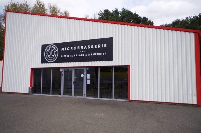 Brasserie Galactique - bâtiment
