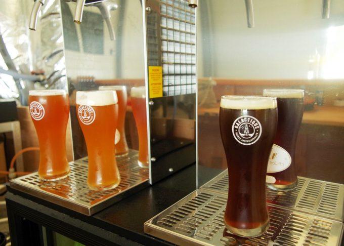 Brasserie Galactique - bières intersidérales
