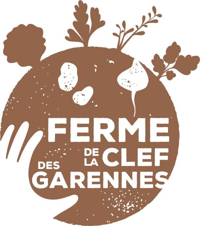 Ferme de la Clef des Garennes - logo