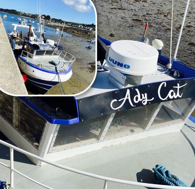 ADYCAT Bateau de Pêche - AdyCat le bateau