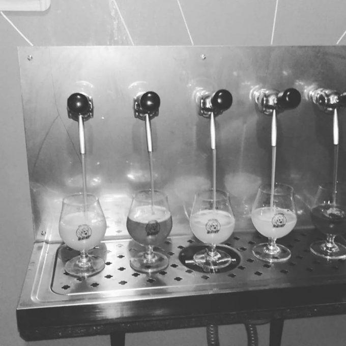 Brasserie Artisanale Bellouff - bières au tirage