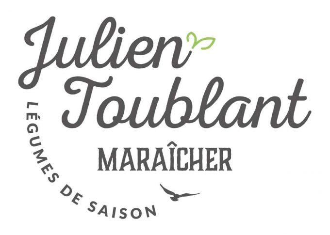 Maraîcher Julien Toublant - Logo