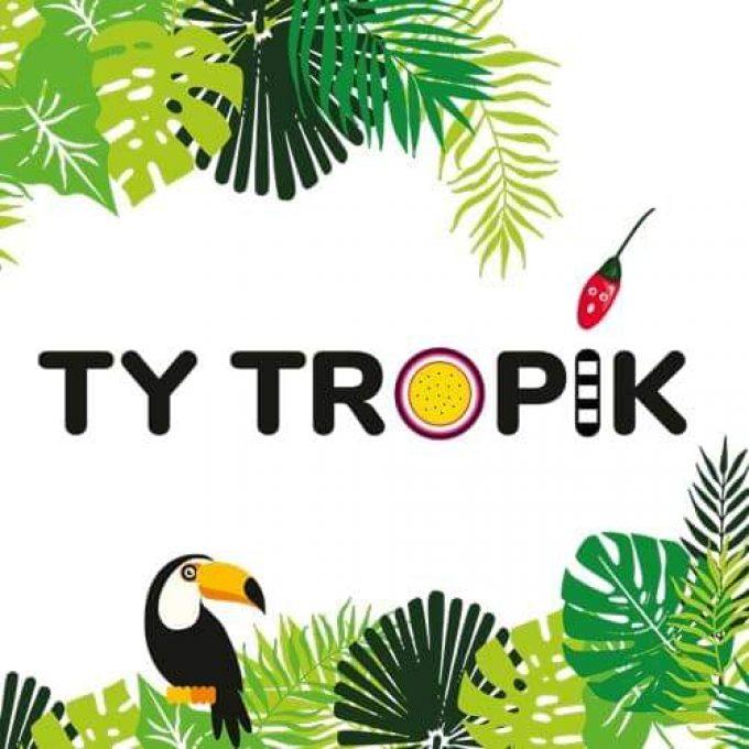 Ty Tropik - logo