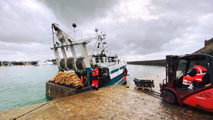L'Aurore - route pêche