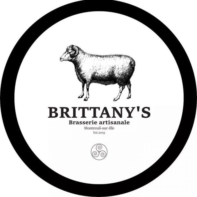 Brasserie Brittany's - Logo
