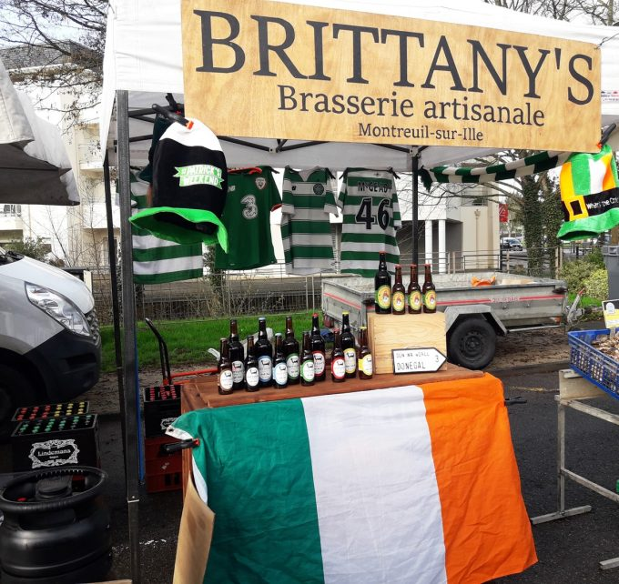 Brasserie Brittany's - brasserie bretonne artisanale