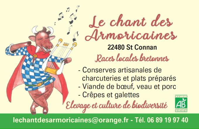 Le Chant des Armoricaines - logo