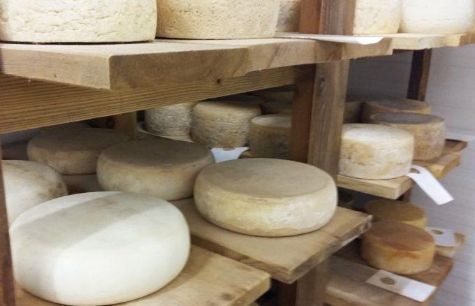 La Chèvrerie de la Garenne - fromages