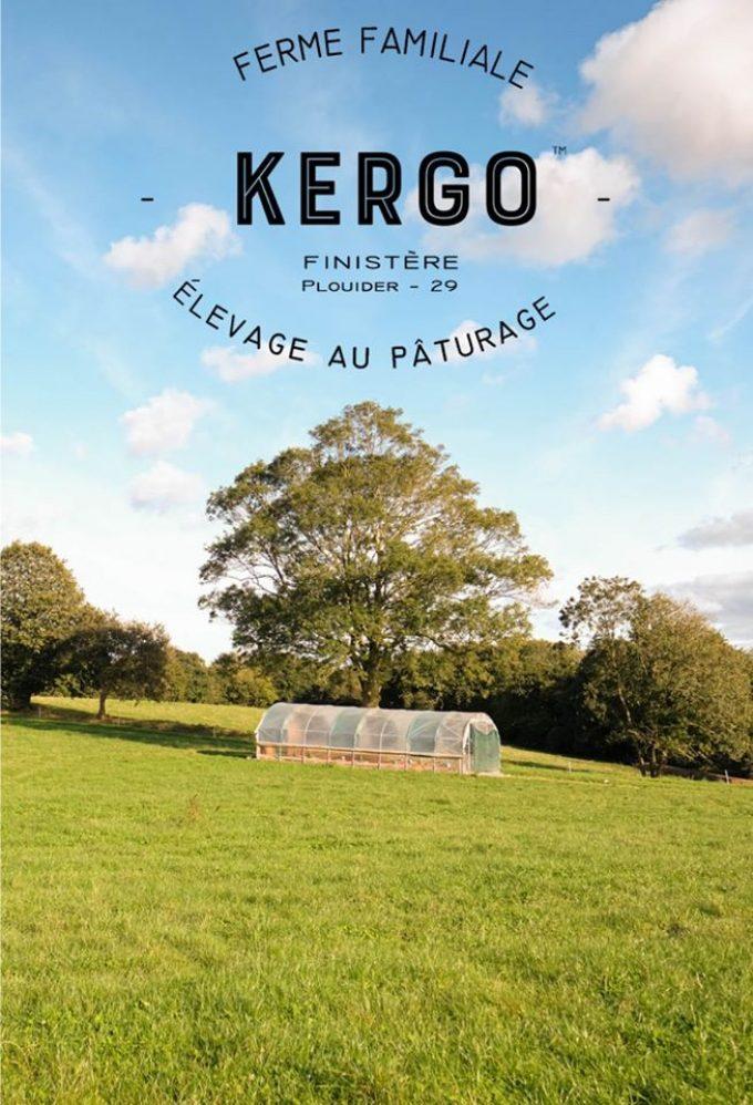 Ferme de Kergo - élevage au pâturage