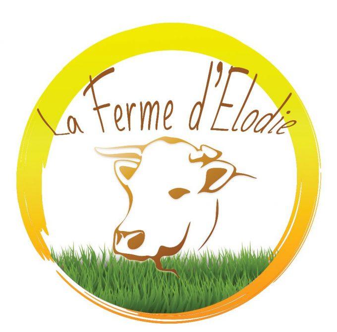 La Ferme d'Élodie - logo