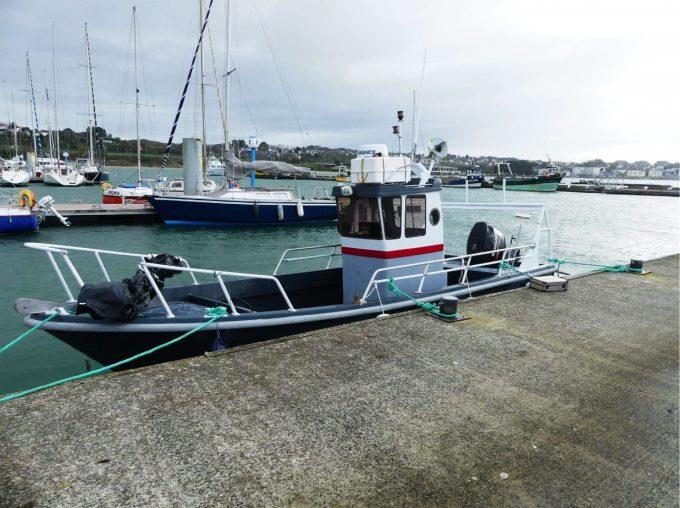 Penn ar Fish - le bateau côtier