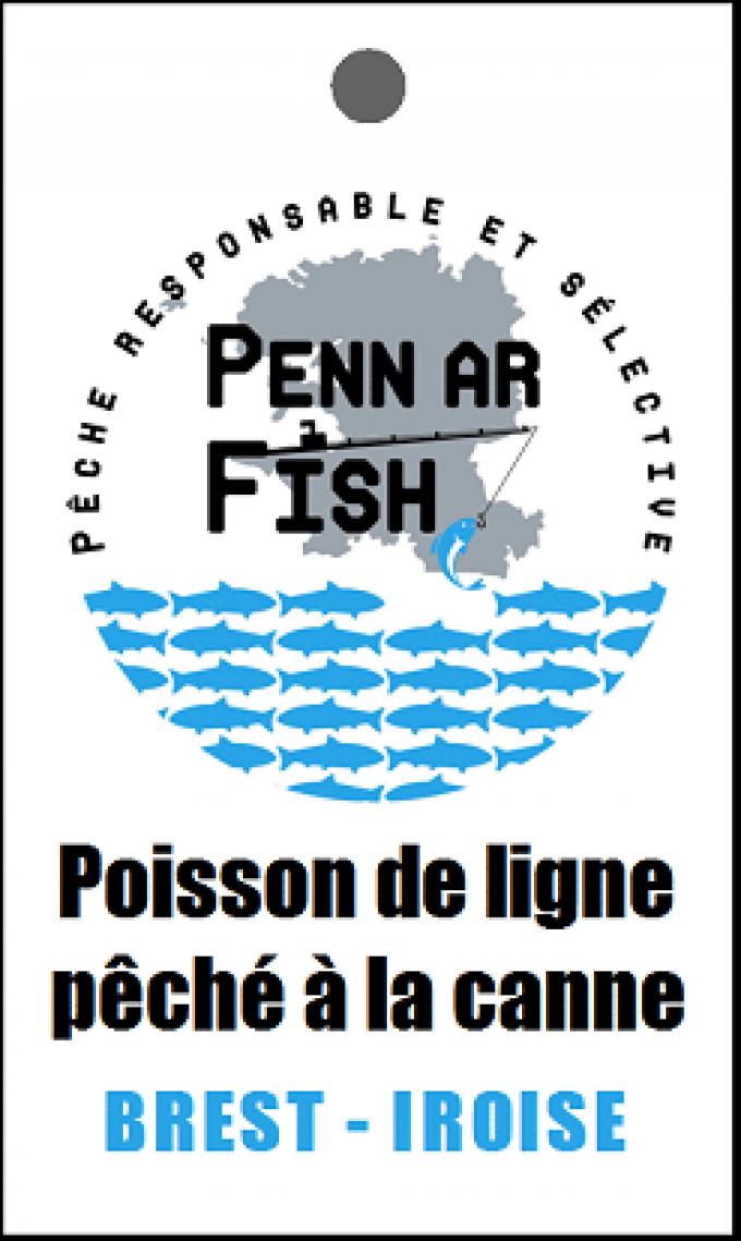 Penn ar Fish - poisson de ligne