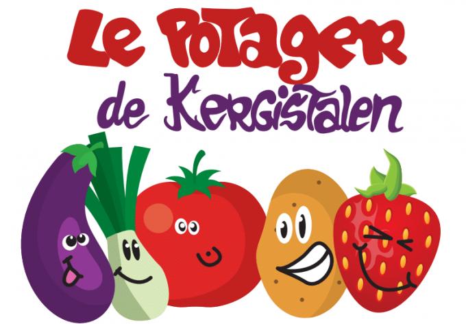 Le Potager de Kergistalen - logo