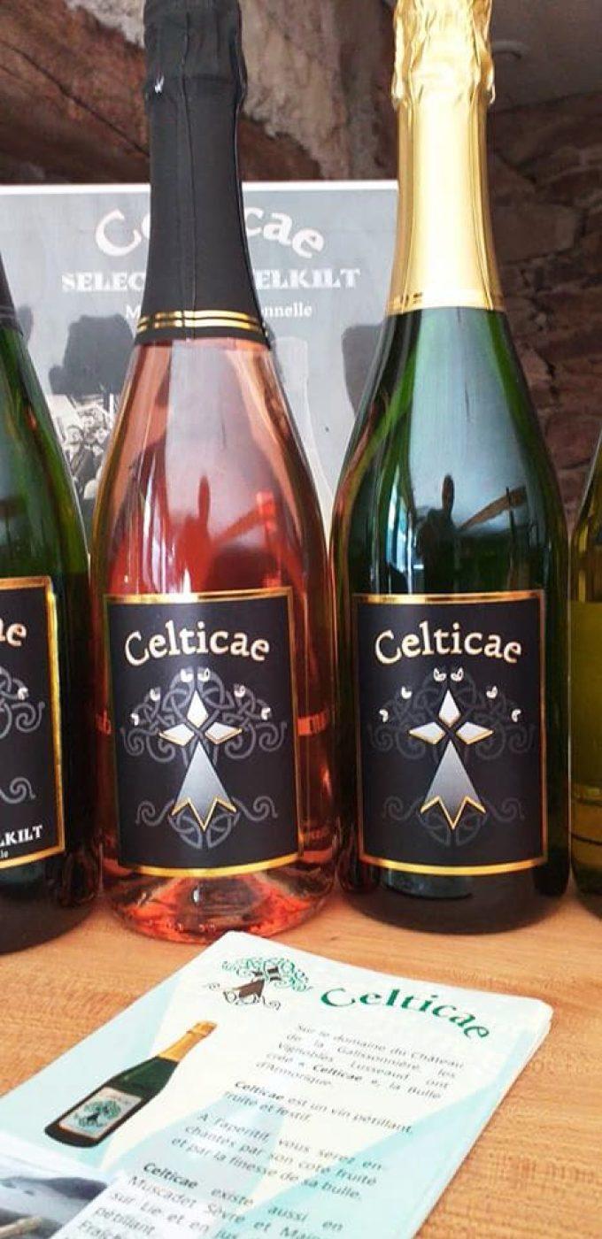 Vignobles Lusseaud - Celticae blanc et rosé