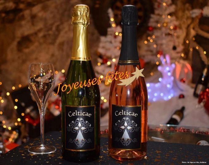 Vignobles Lusseaud - vins de fêtes