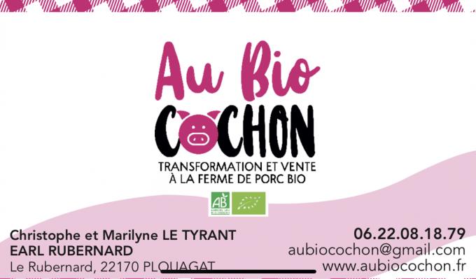 Au Bio Cochon - logo
