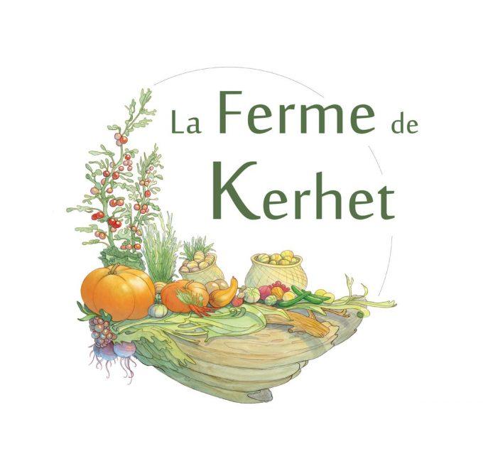 La Ferme de Kerhet - logo