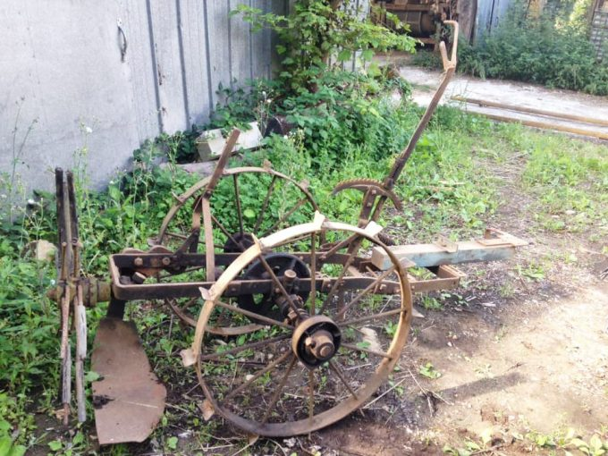 Les Jardins de Beltane - matériel efficace