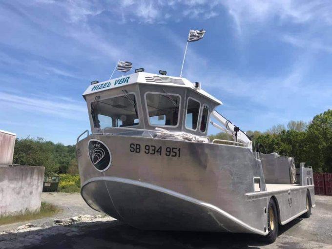 La Marée - bateau