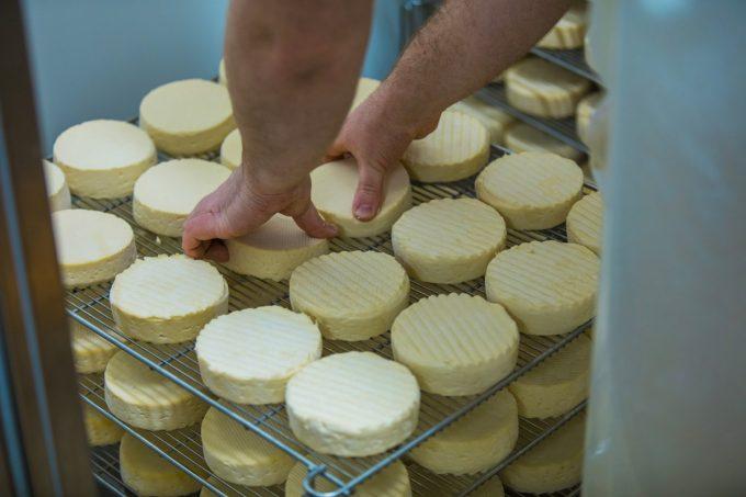 Le P'tit Fermier de Kervihan - nos bons fromages