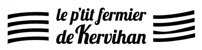 Le P'tit Fermier de Kervihan - logo