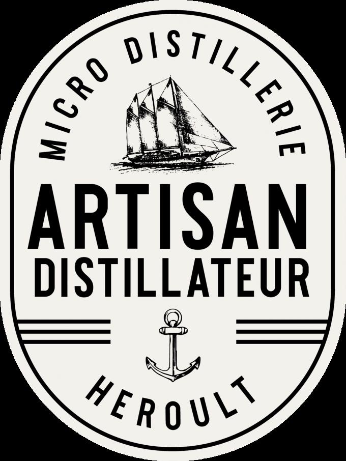 Distillerie Heroult - étiquette