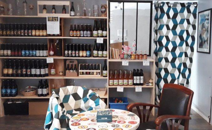 Brasserie Yermat Bier - boutique espace de dégustation et vente