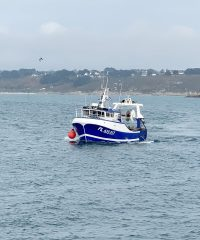 Bateau de Pêche ADYCAT