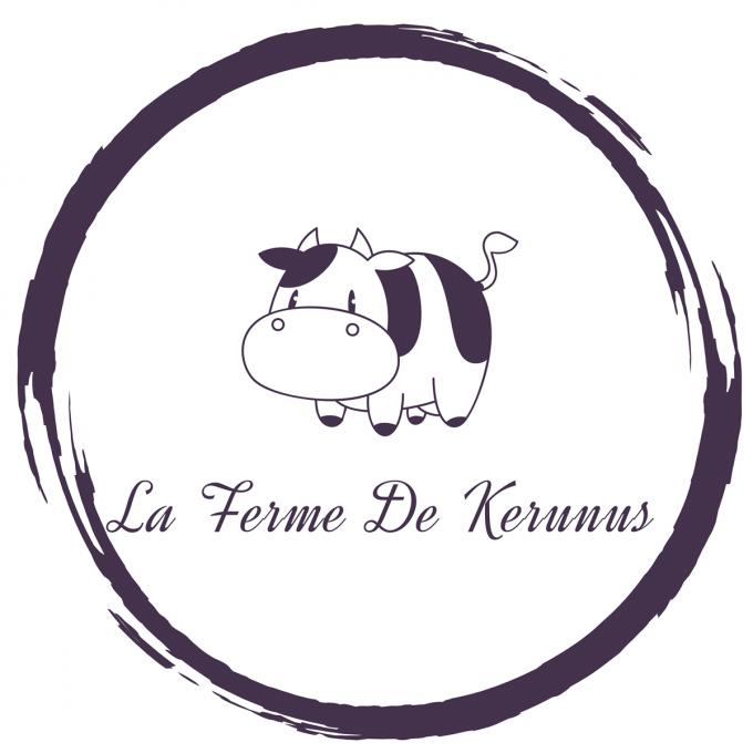 La Ferme de Kerunus - logo