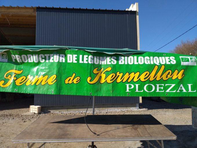La ferme de Kermellou