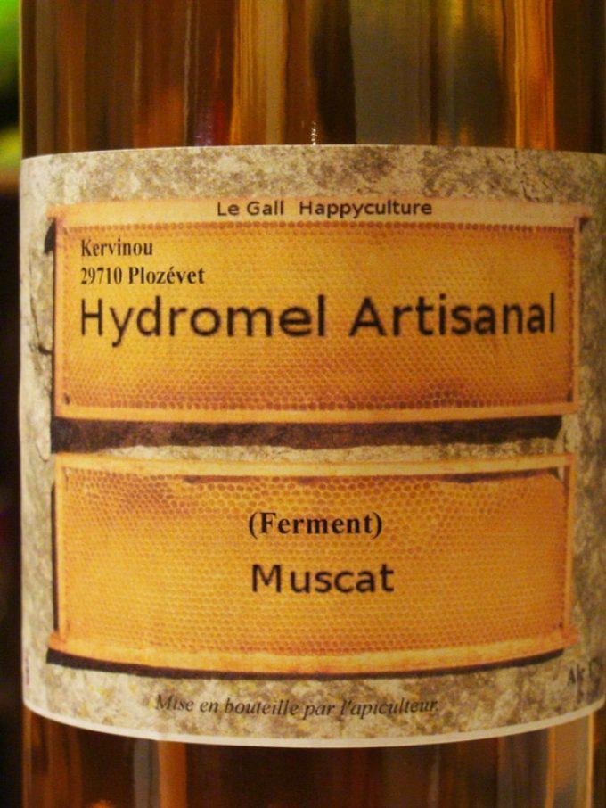 Production artisanale d'hydromel