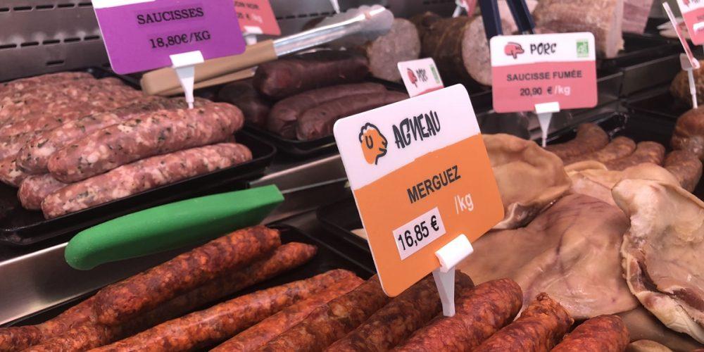 Brin d'Herbe : Un magasin de producteurs près de Rennes