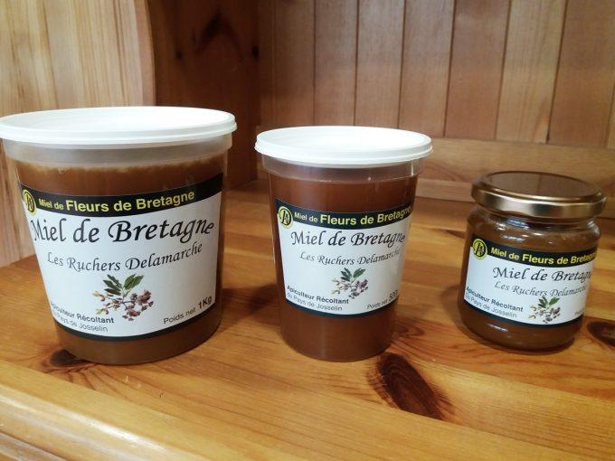 Les Ruchers Delamarche - miels de fleurs
