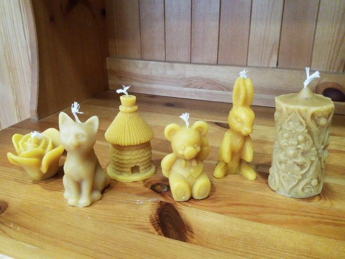 Les Ruchers Delamarche - cires d'abeille