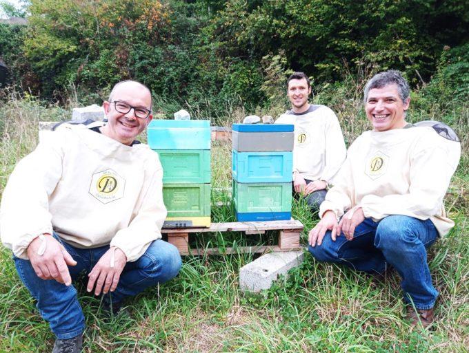 Les Ruchers Delamarche - les apiculteurs