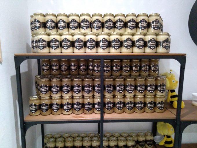 Les Miels des ruchers marneffe