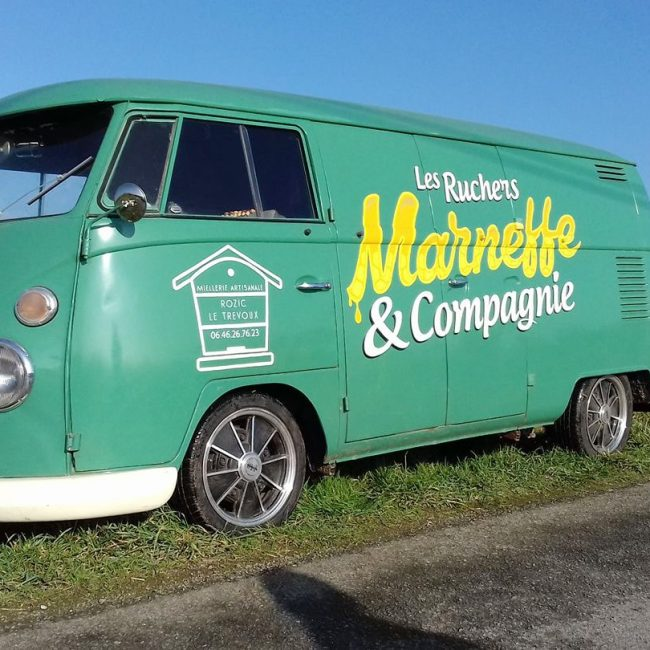 Les Ruchers Marneffe & Compagnie