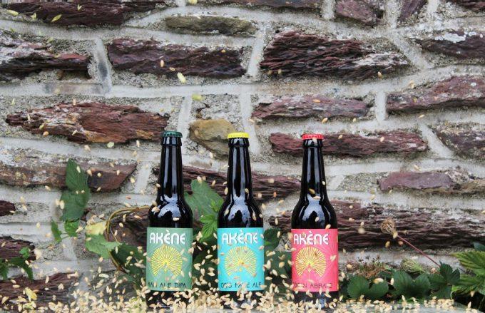 Micro-Brasserie Akène - nos bières