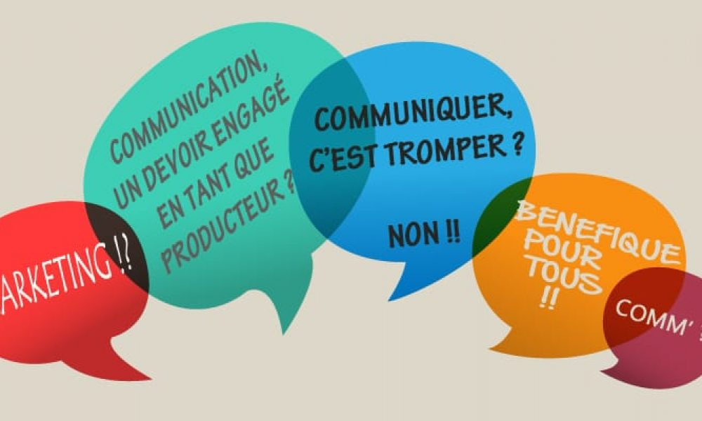Comment et pourquoi communiquer en tant que producteur ?