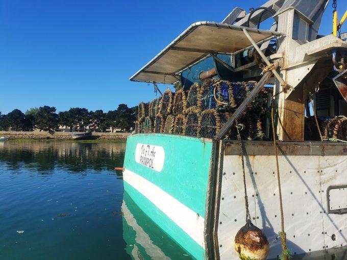 Armement Vafian - pêche ultra-fraîche au casier et au filet