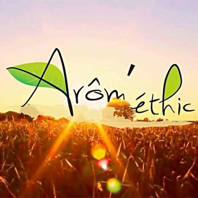 Logo d'Arom'éthic