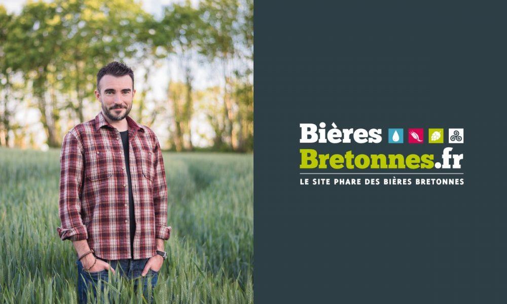 Interview pour le site Bières Bretonnes .fr !
