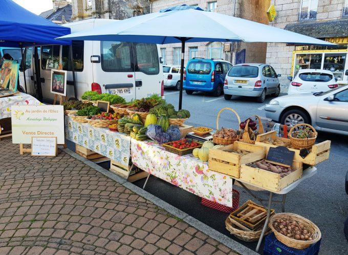Au Jardin de l'Ellez - vente sur les marchés locaux