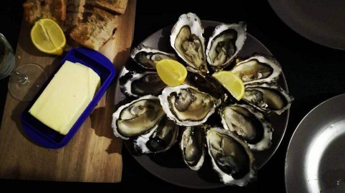 Les huîtres du Golfe du Morbihan