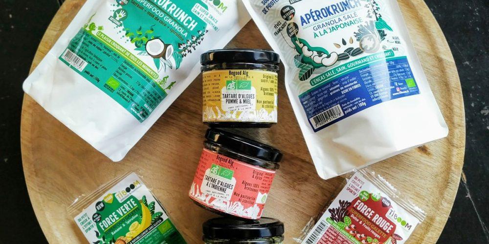 Begood Alg : des algues bretonnes dans vos assiettes !